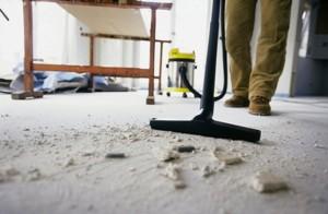 генеральная уборка помещений после строительства